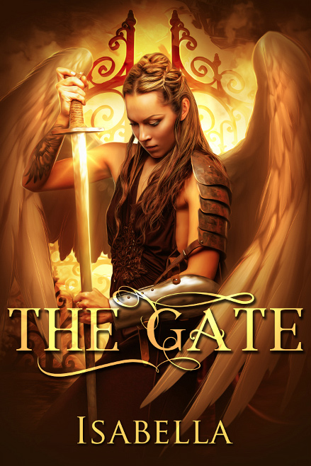 Buy The Gate by Isabella here